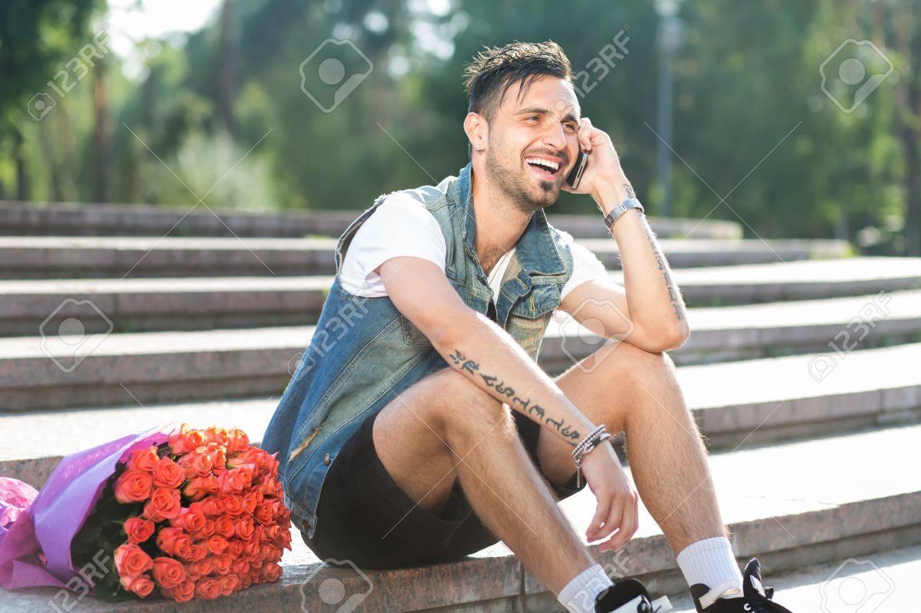 Romantischer Kerl