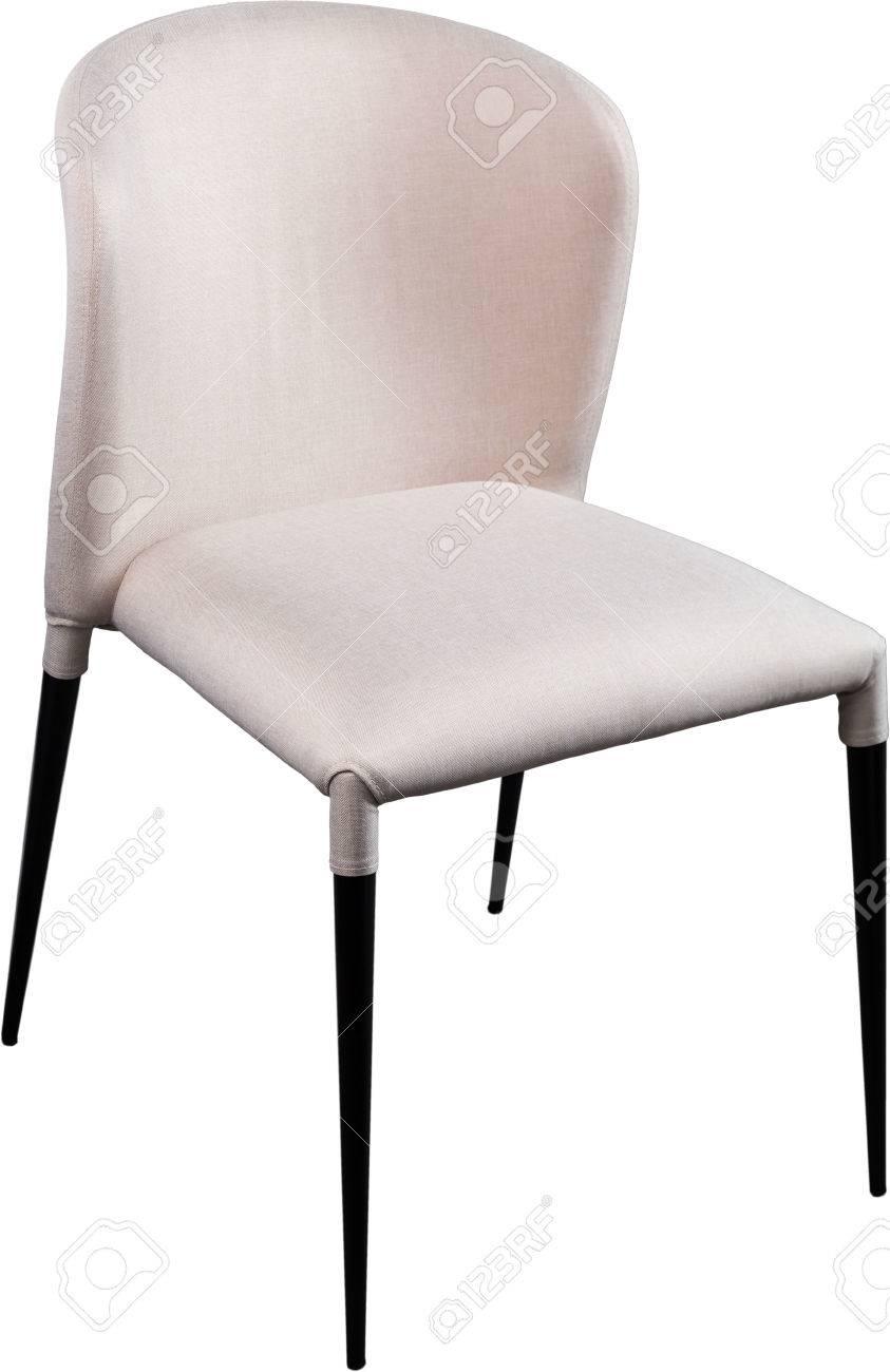 Chaise De Bureau Design Gris Sur Pieds En Mtal Noir Douce
