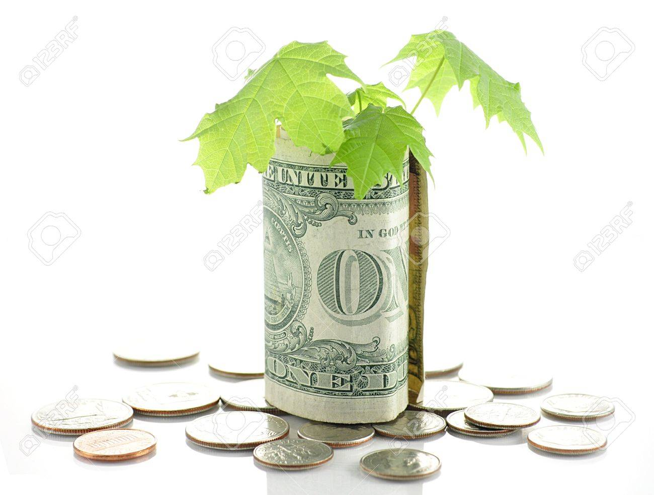 money Stock Photo - 9099677