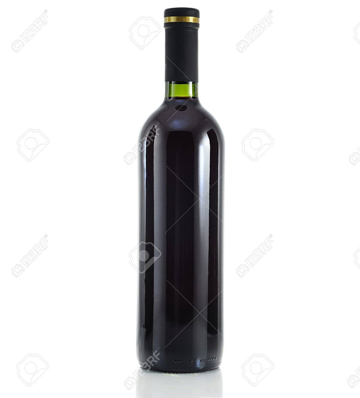 stock photo red wine bottle bottle red wine