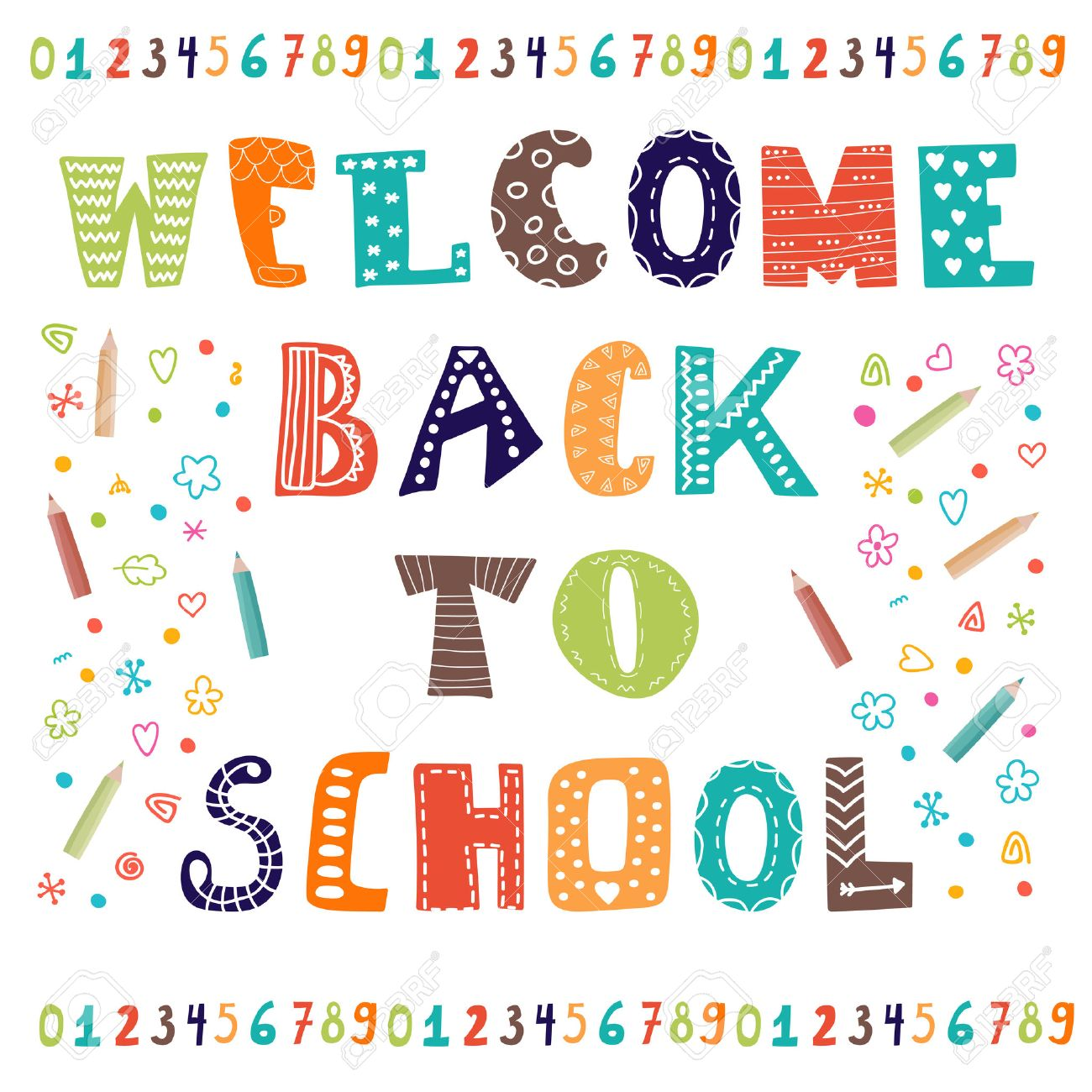 Image result for welcome to school images