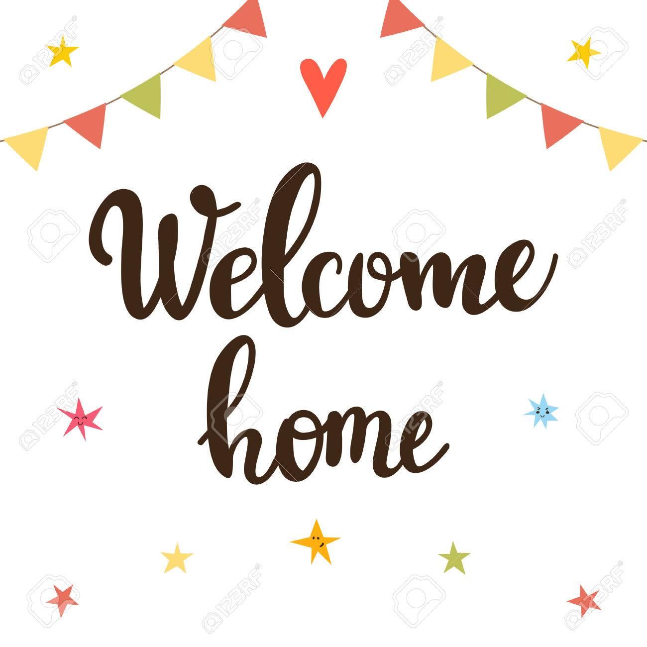 welcome home poster - Isken kaptanband co