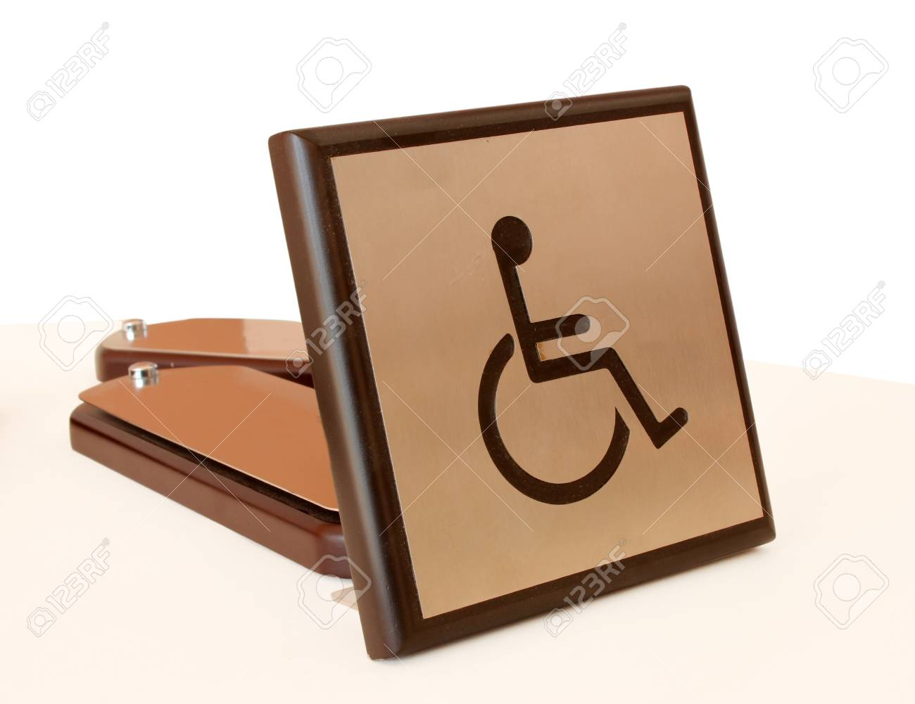 Disabled Sign Stock Photo - 13730452