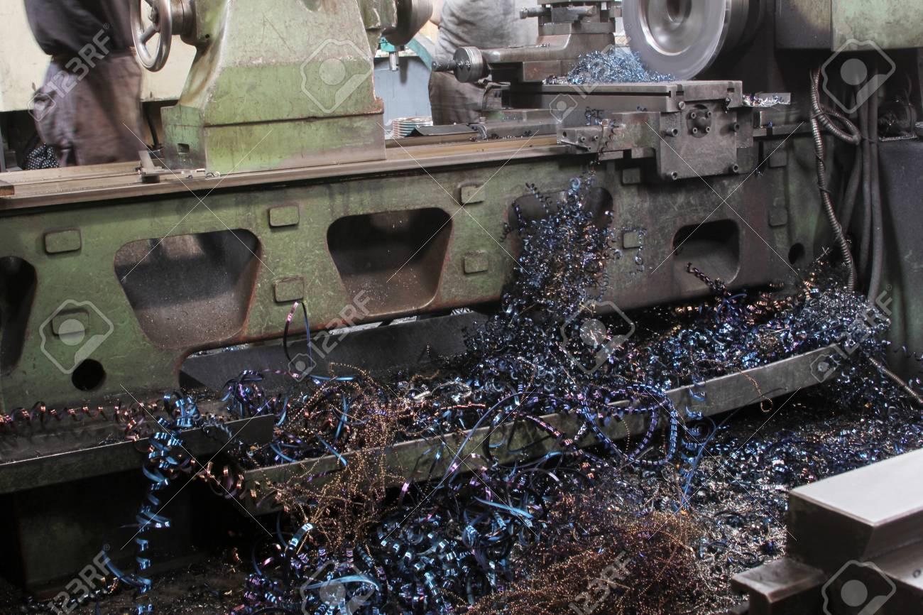scrap metal Stock Photo - 17723745