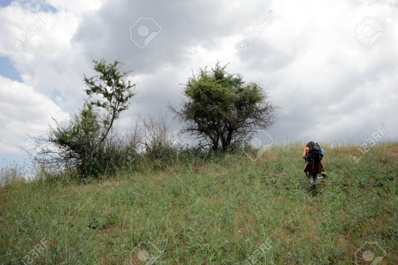 Hike Stock Photo - 18156262