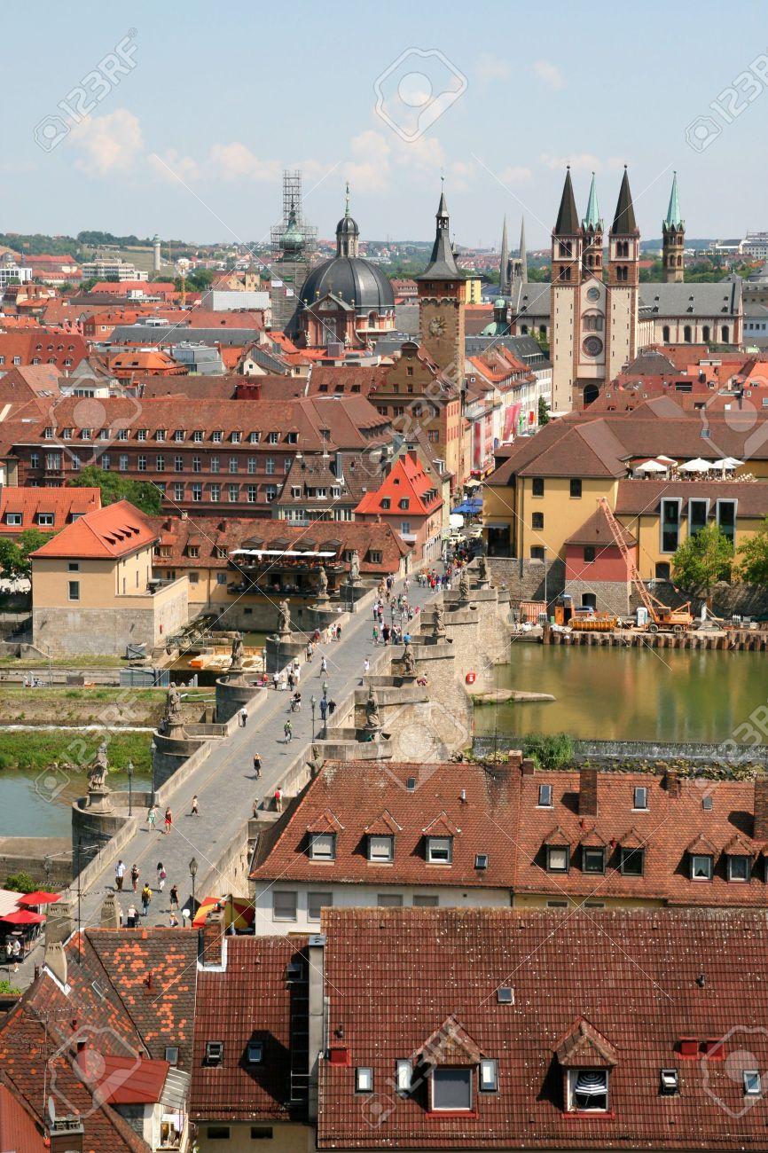 Würzburg, Deutschland Lizenzfreie Fotos, Bilder Und Stock Fotografie