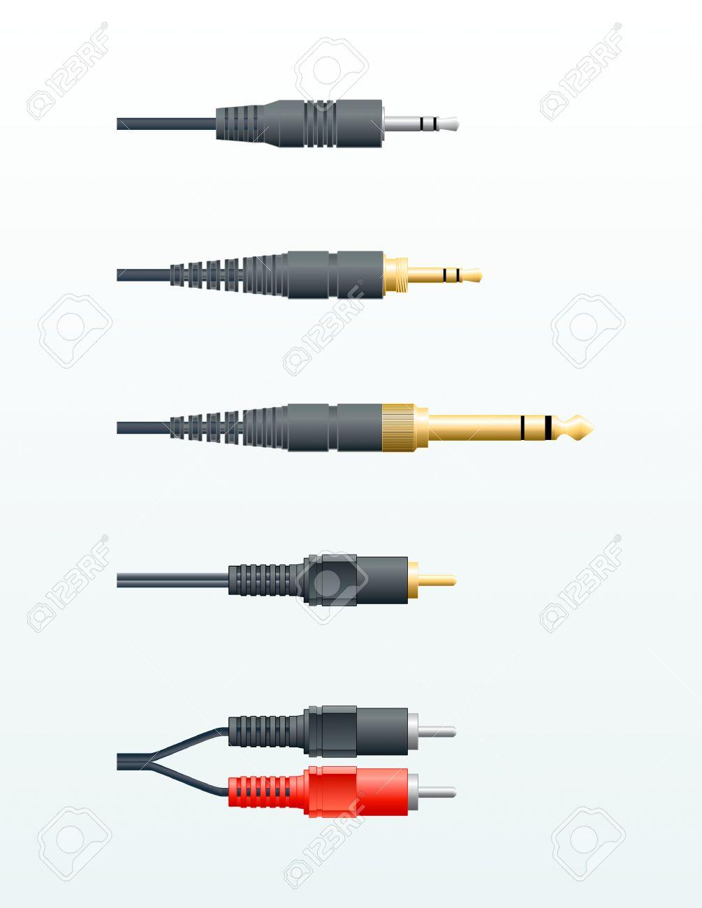ケーブル 種類 オーディオ