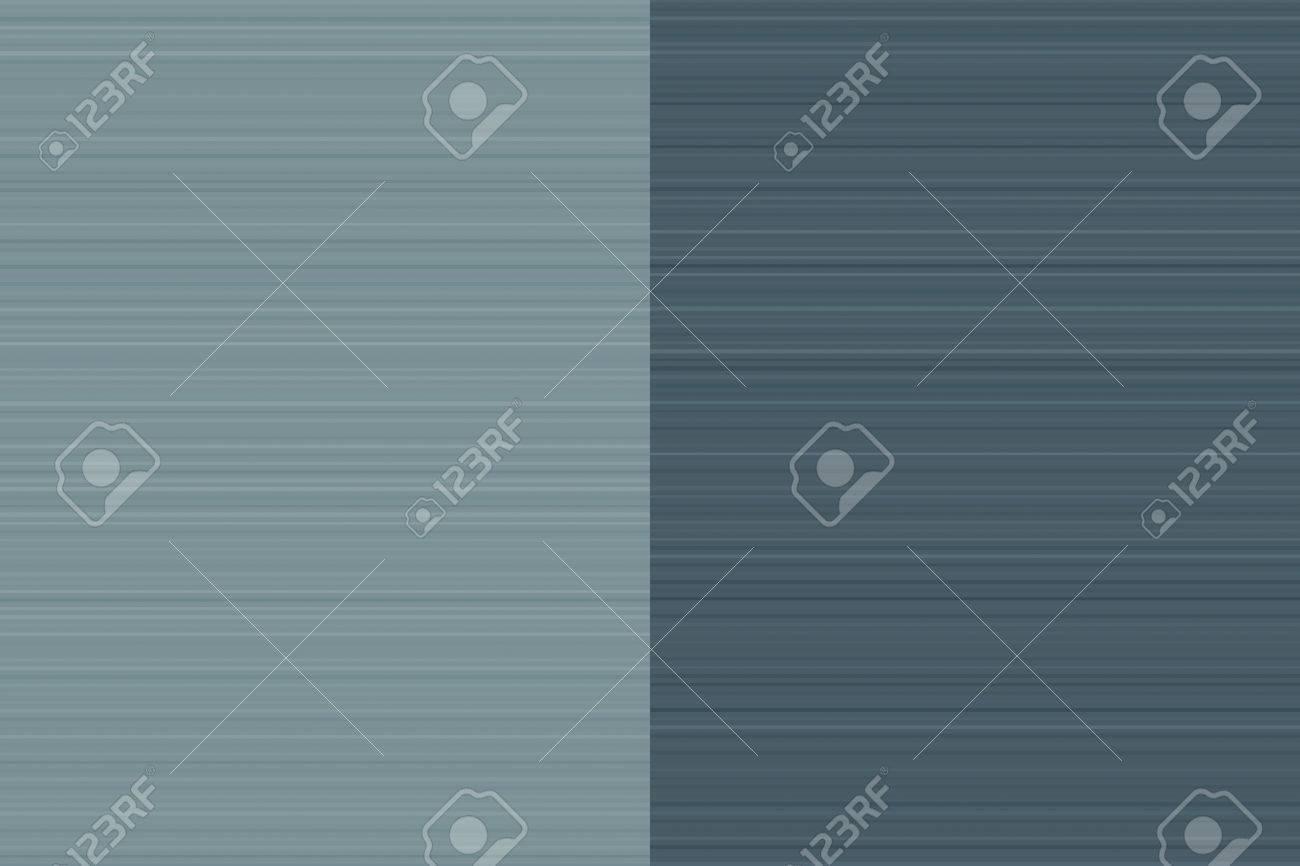 Light and dark seamless vector metallic patterns in blue-gray Stock Vector - 5816952