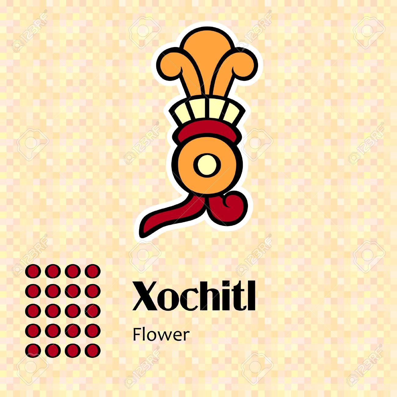 Xochitl or flower  20 ...