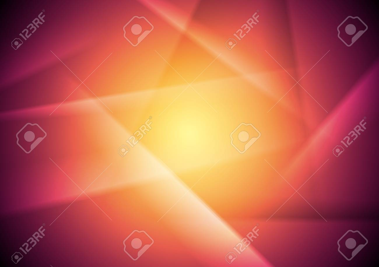 Purple and orange abstract background. Stock Vector - 17386287