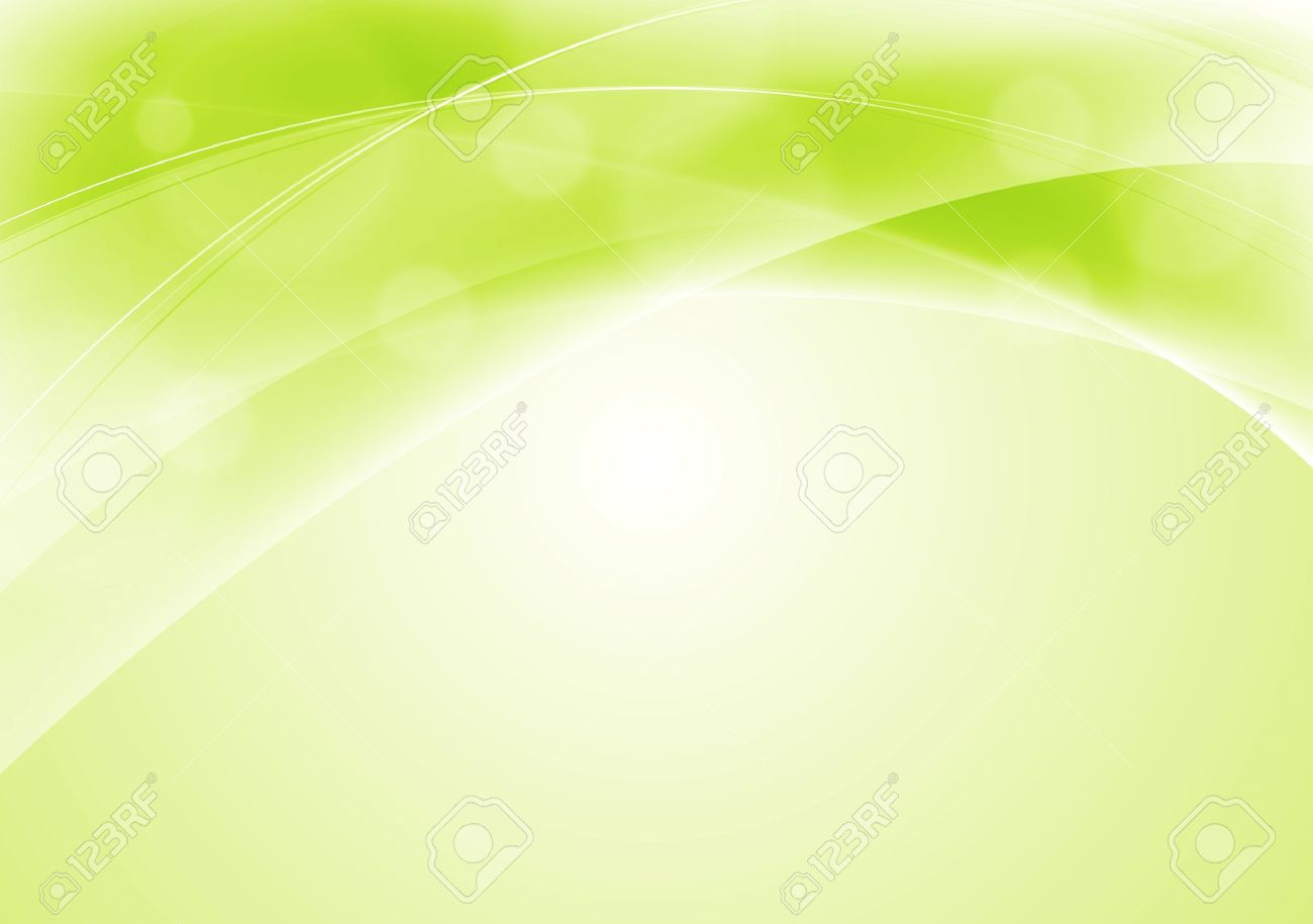 Abstract Light Green Wavy Background Royalty Free Cliparts Vectors