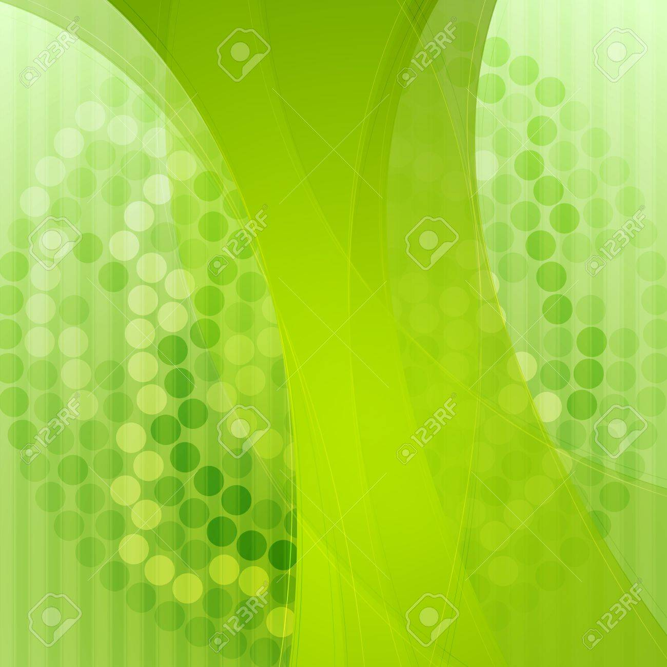 Abstract Elegant Light Green Background Vector Design