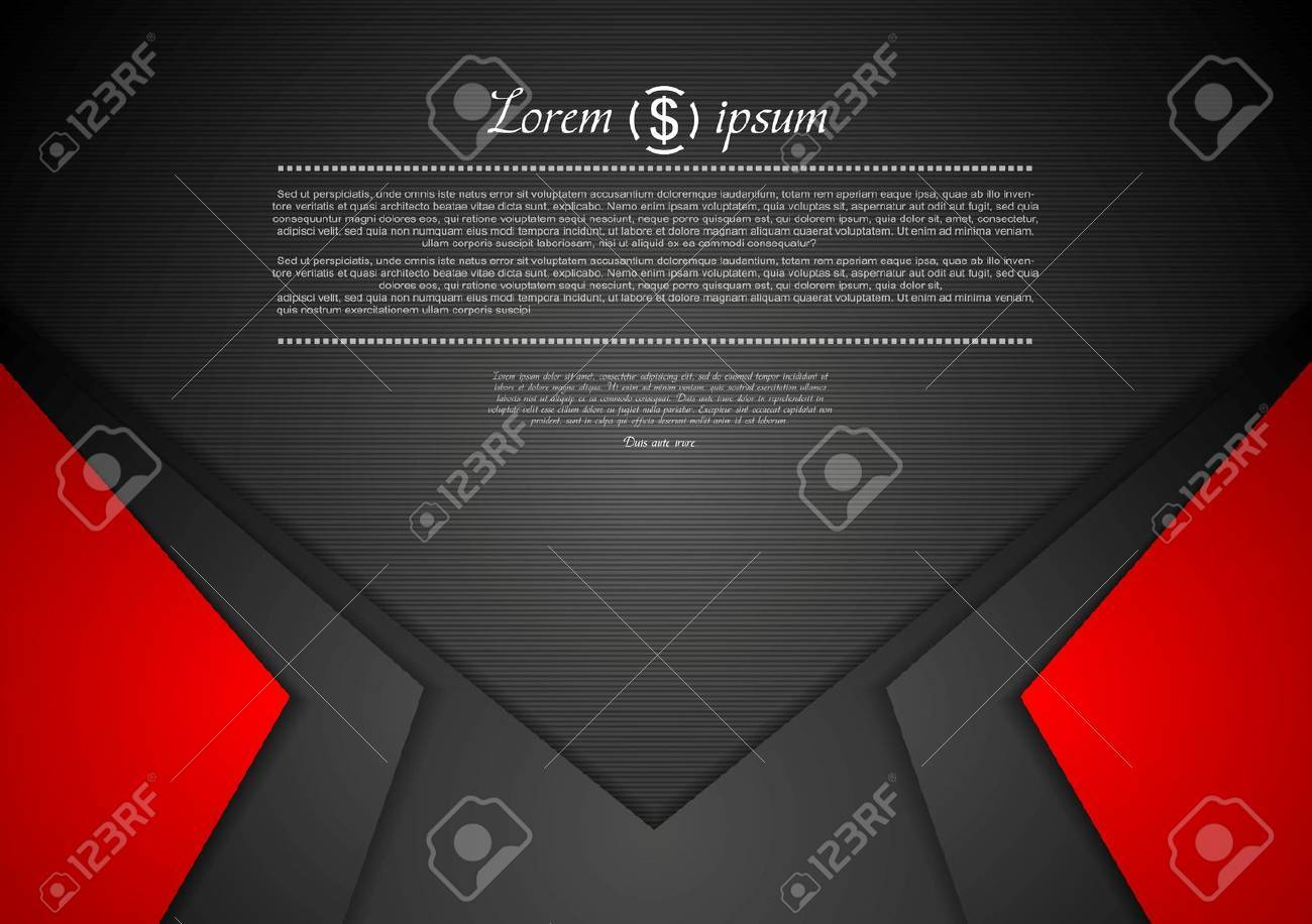 Vibrant corporate abstract background. Vector design - 33289810