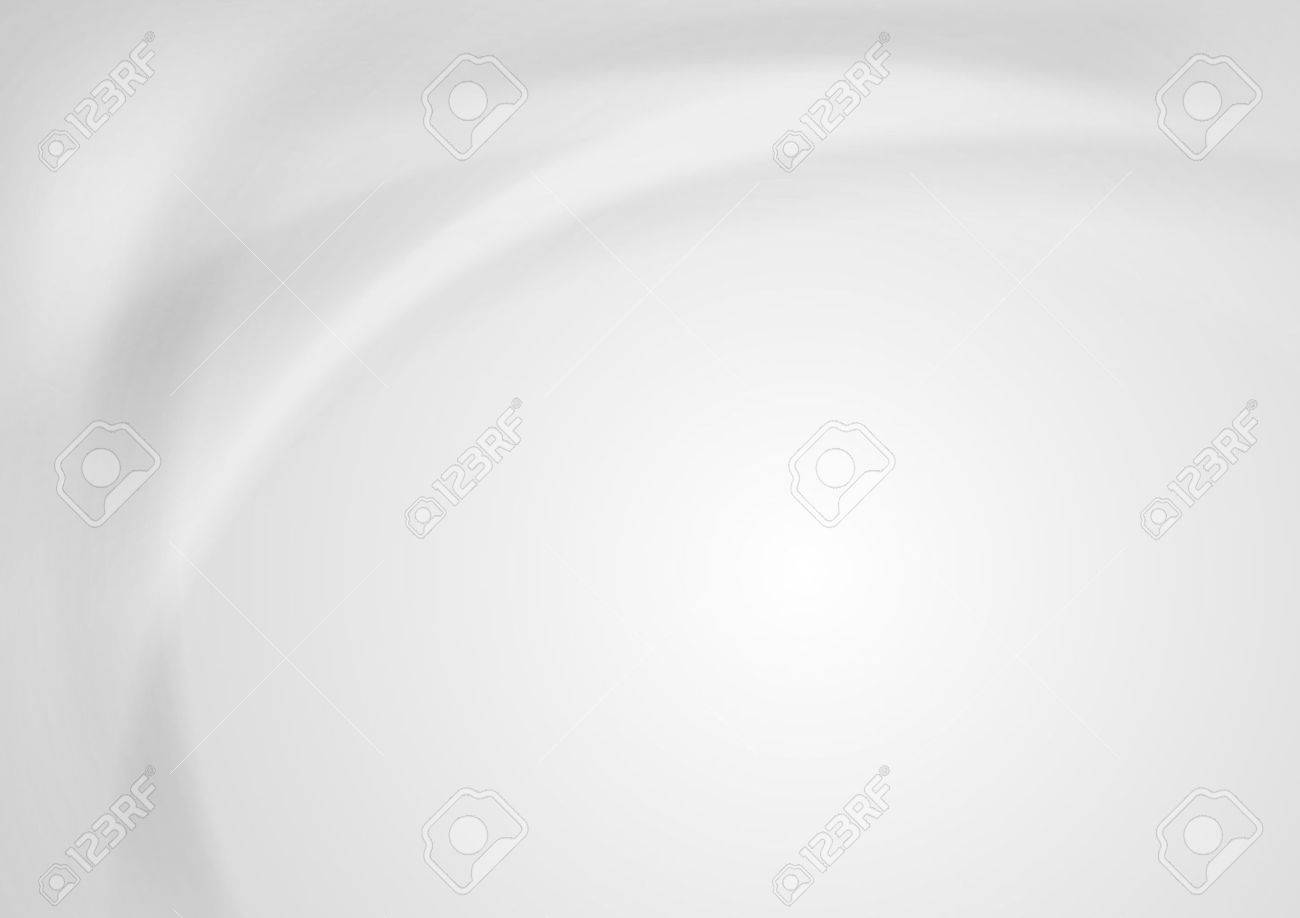Abstract grey pearl waves background. Vector graphic art design - 52984318