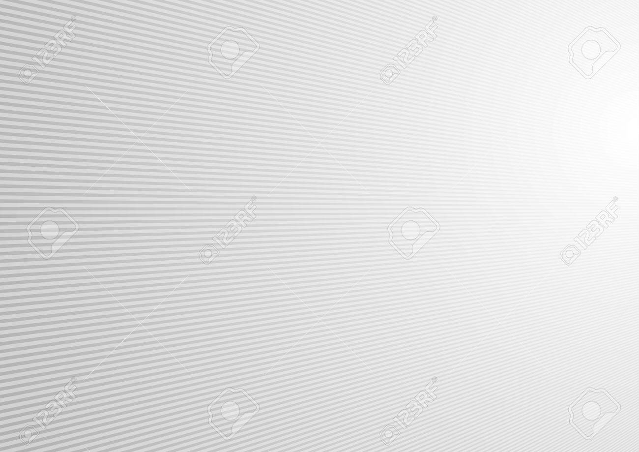 Light grey abstract lines tech background. Vector design - 64334462