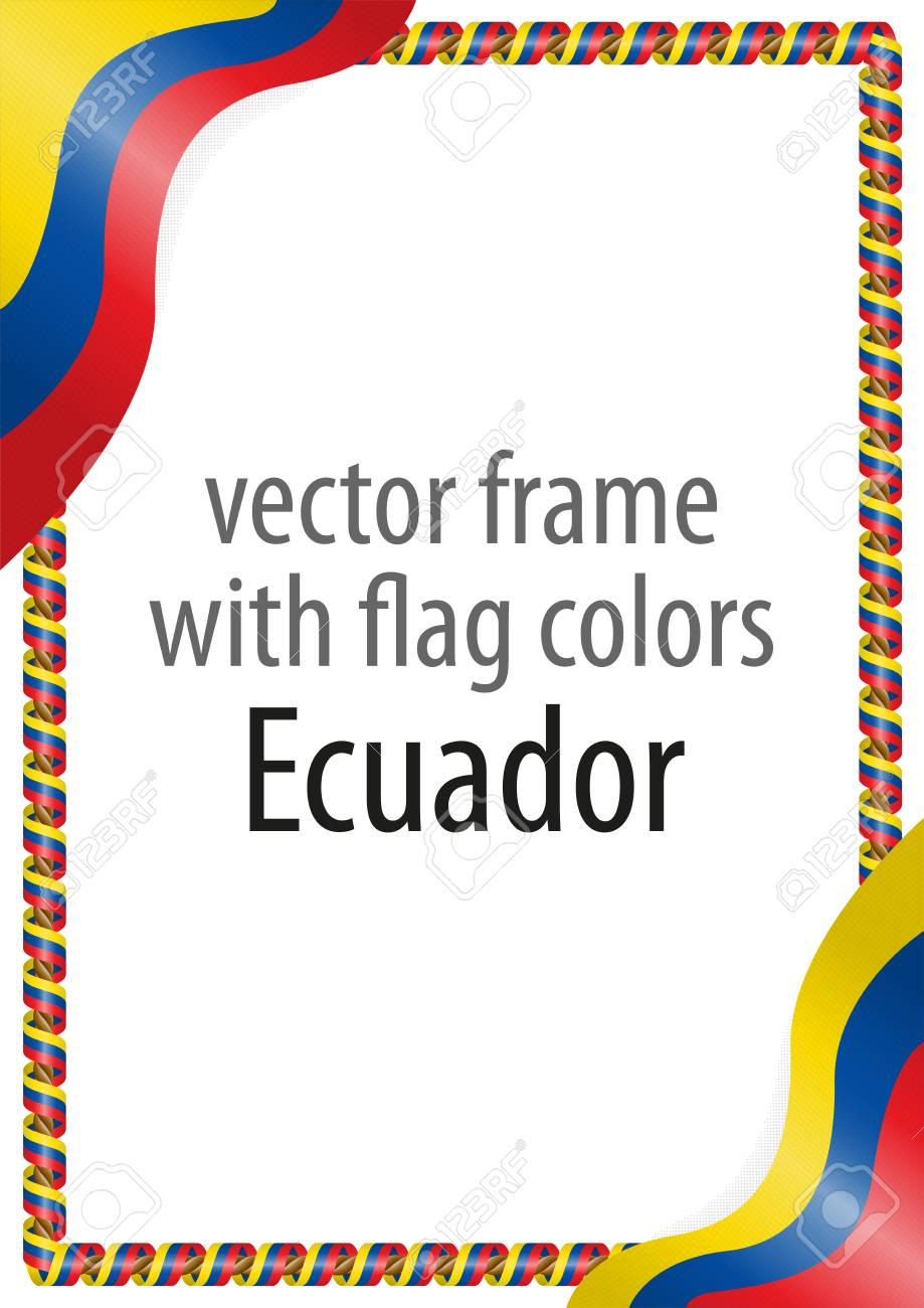 que representan los colores de la bandera del ecuador