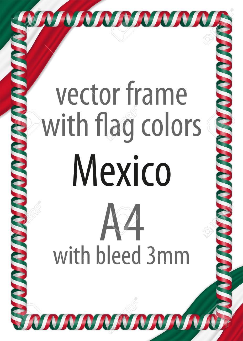 Erfreut Mexiko Farben Flagge Ideen - Entry Level Resume Vorlagen ...