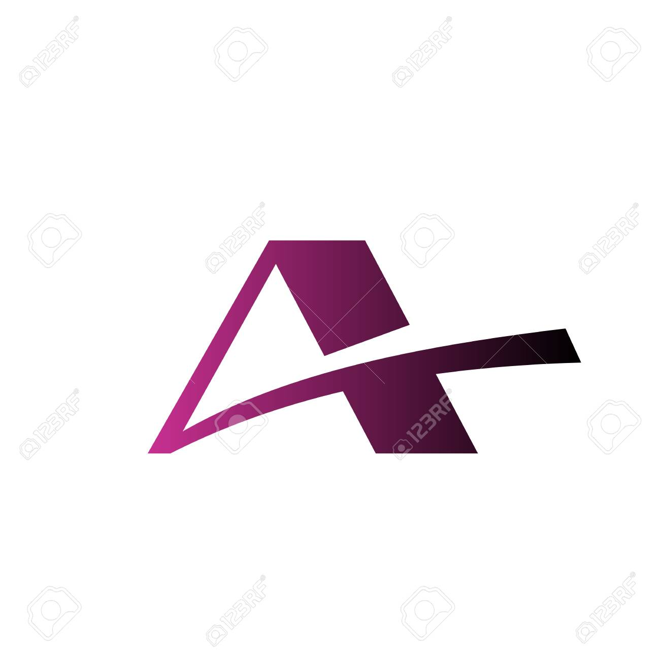 Letter A Logo Real Estate Roof Logo Design Concept Template Royalty Free Cliparts Vectors And Stock Illustration Image 83305536