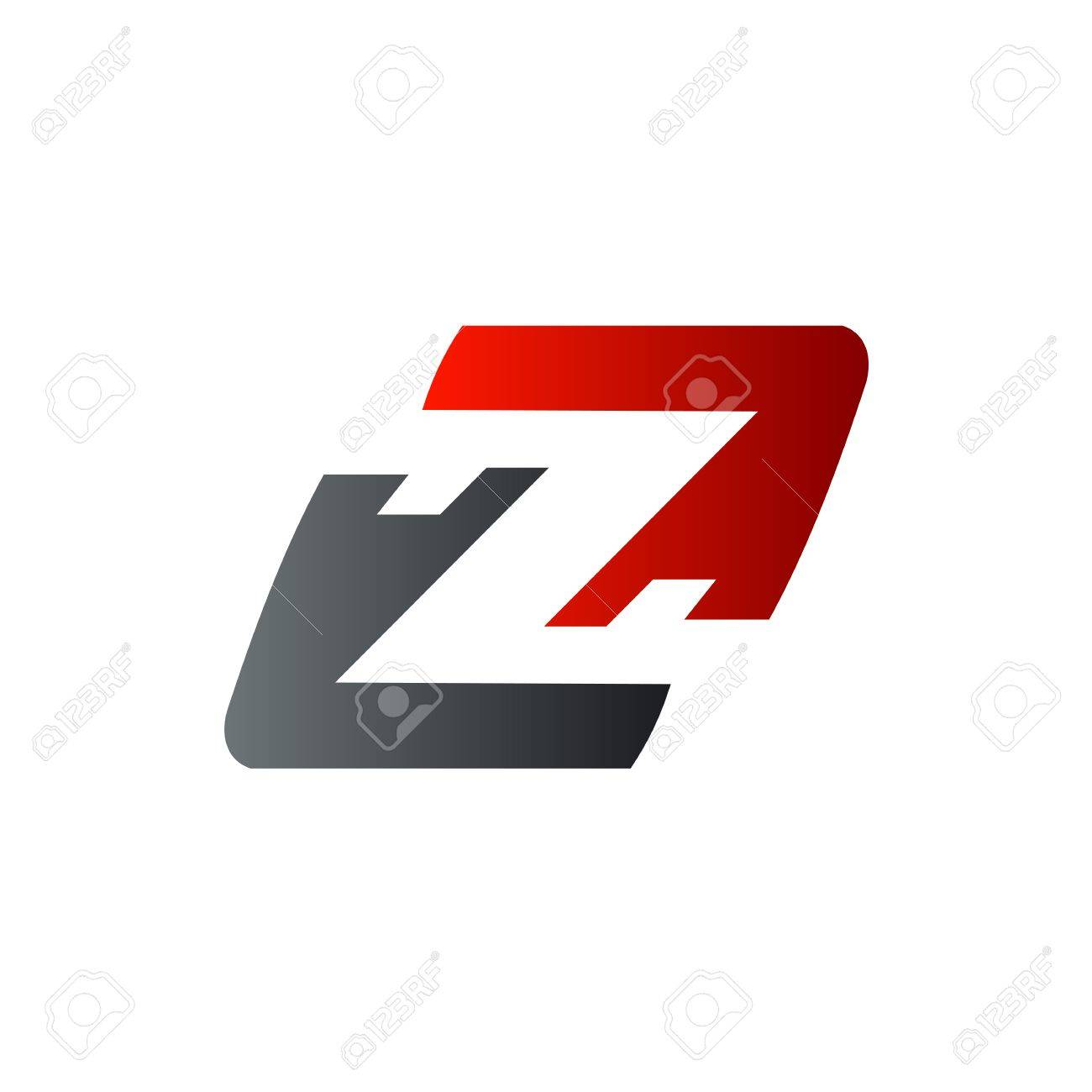 Letter Z Logo. Speed Logo Design Concept Template Stock Vector   83310008