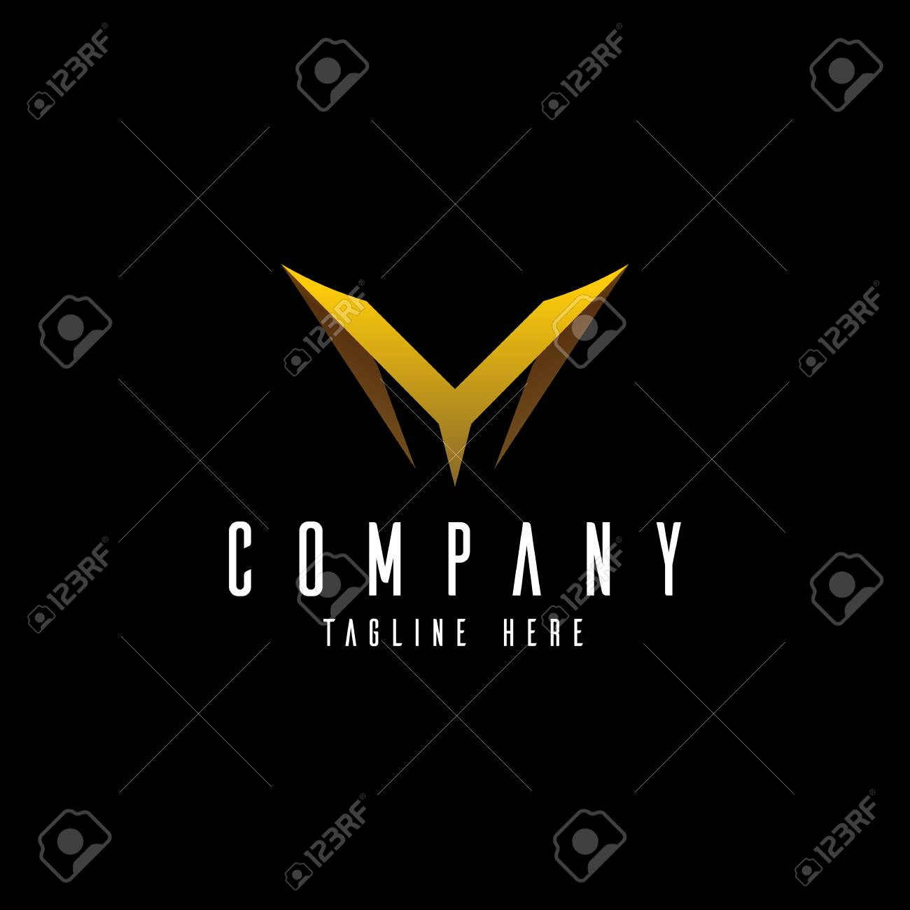 Letter M line logo design. Linear creative minimal monochrome monogram symbol. Universal elegant vector sign design. Premium business logotype. Graphic alphabet symbol for corporate business identity - 108477680