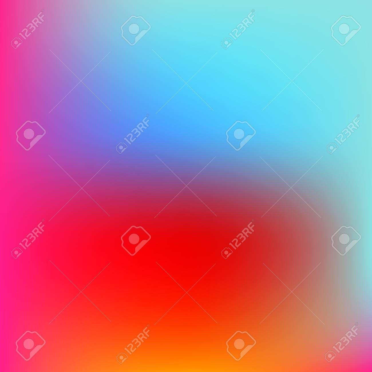 Abstract colorful blurred vector backgrounds. Elements for your website or presentation. - 126996405