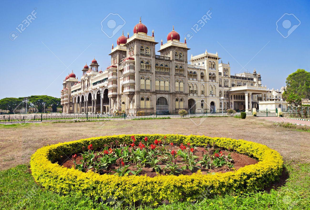 Mysore palace mysore karnataka state india stock photo picture mysore palace mysore karnataka state india stock photo 15547314 biocorpaavc Image collections