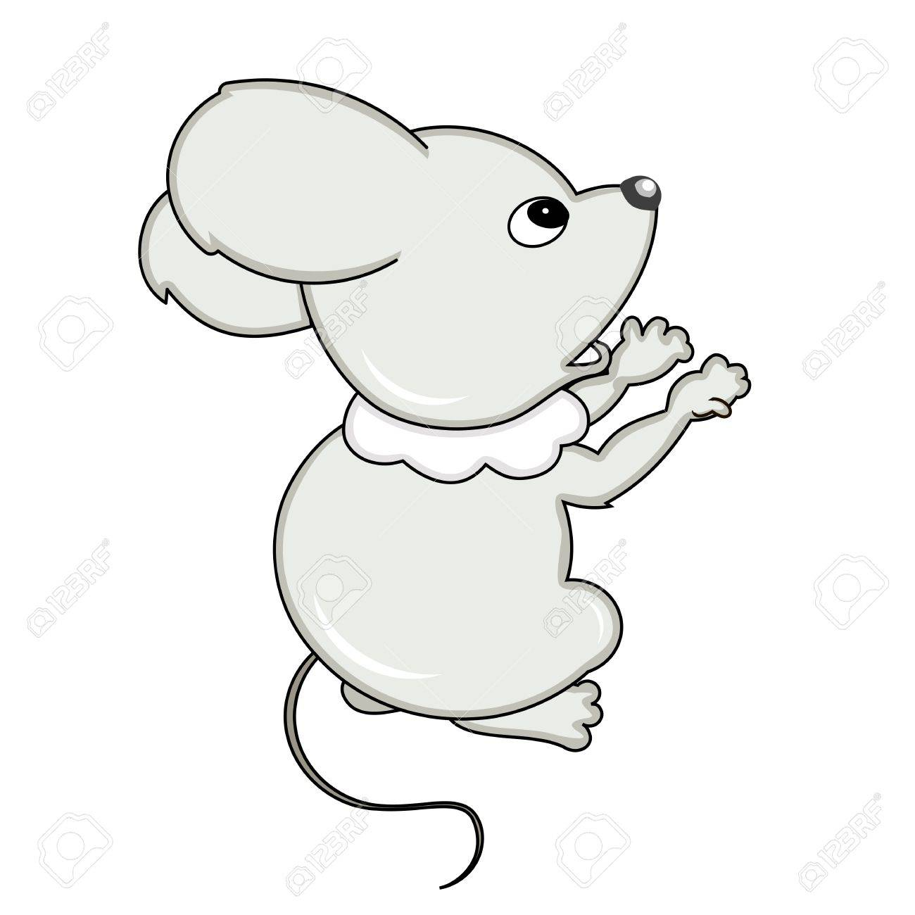 Small little mouse Stock Vector - 15756286
