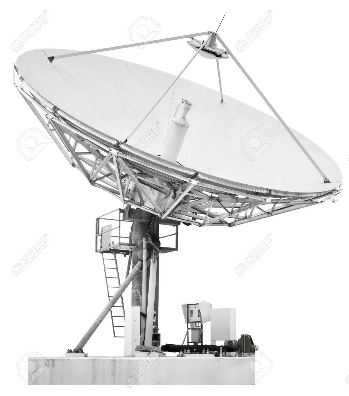 une antenne parabolique est un type d'antenne parabolique en forme