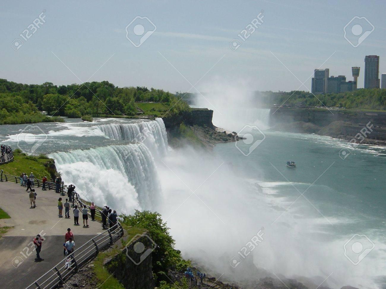 Niagara Falls Stock Photo - 358034