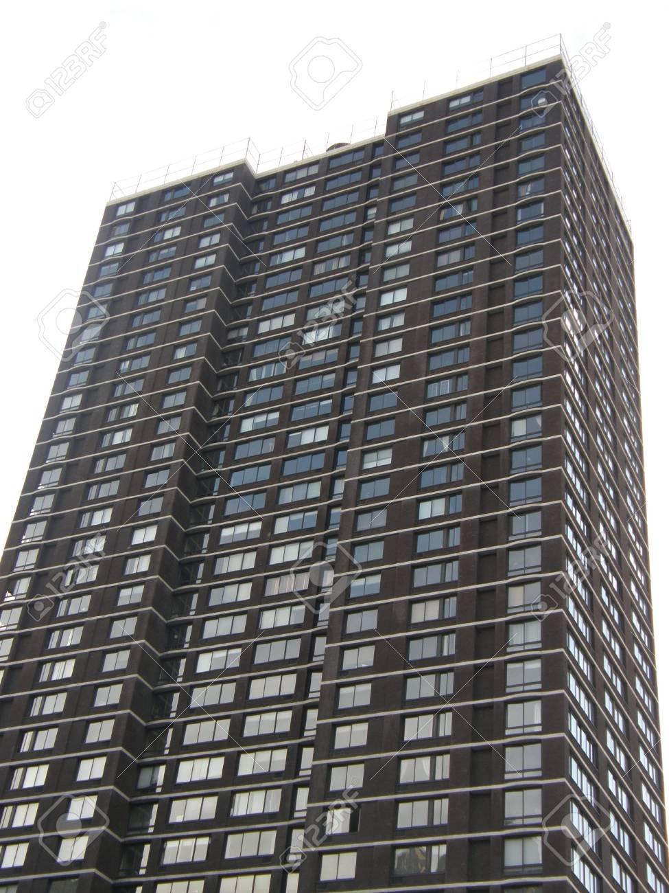 Skyscraper in New York City (USA) Stock Photo - 1126963