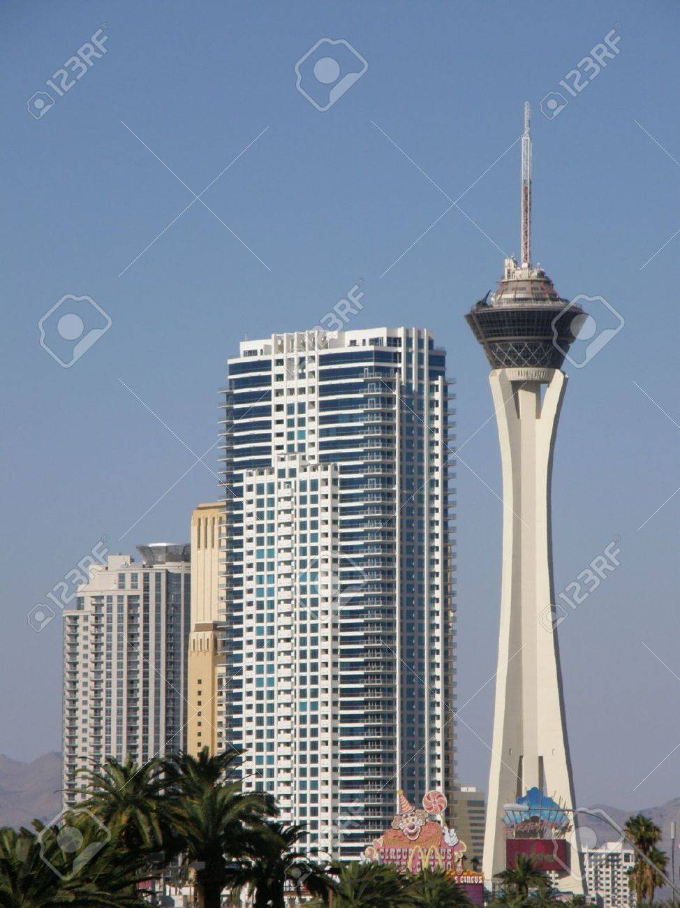 Hotel & Casino in Las Vegas Stock Photo - 1789955