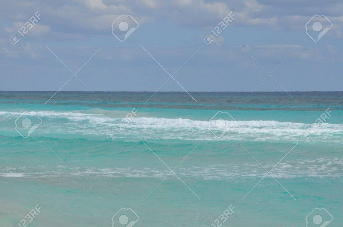 Beach in Cozumel, Mexico Stock Photo - 16954486