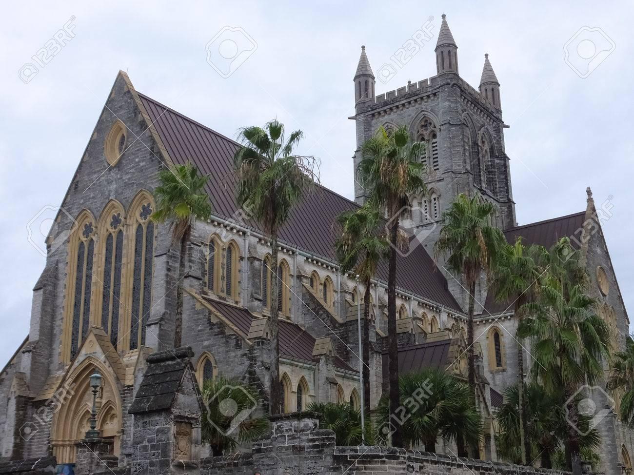 Santísima HamiltonBermuda Catedral Trinidad De En La SzVqULGMp