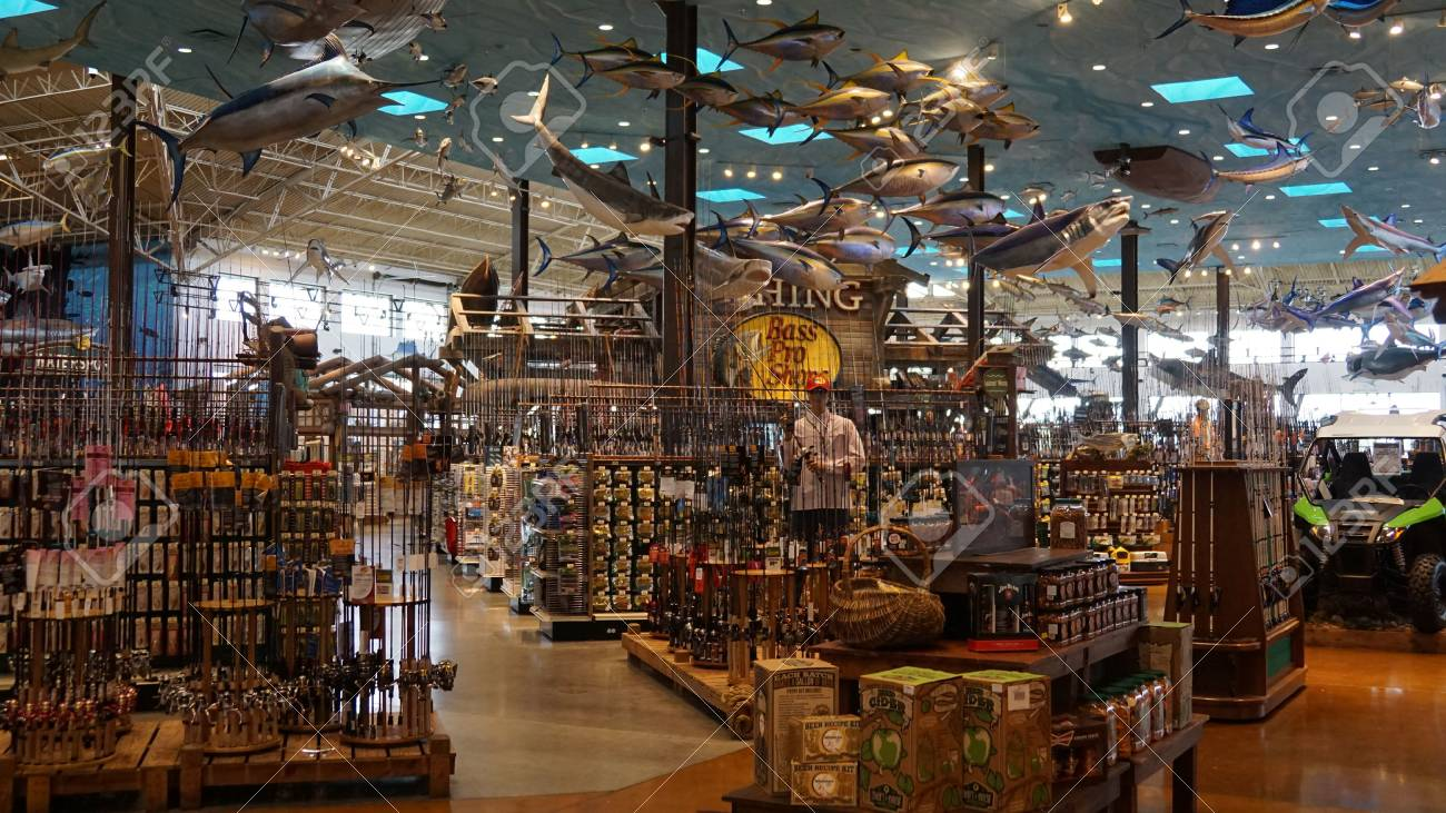 Bass Pro Shop at Silverton Hotel and Casino in Las Vegas, Nevada