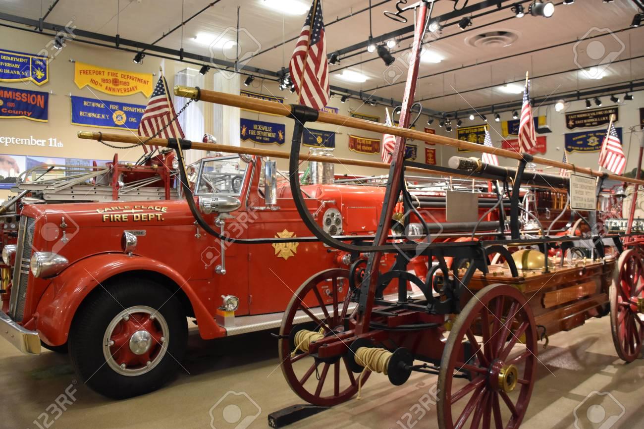 Nassau County Firefighters Museum In Garden City On Long Island ...