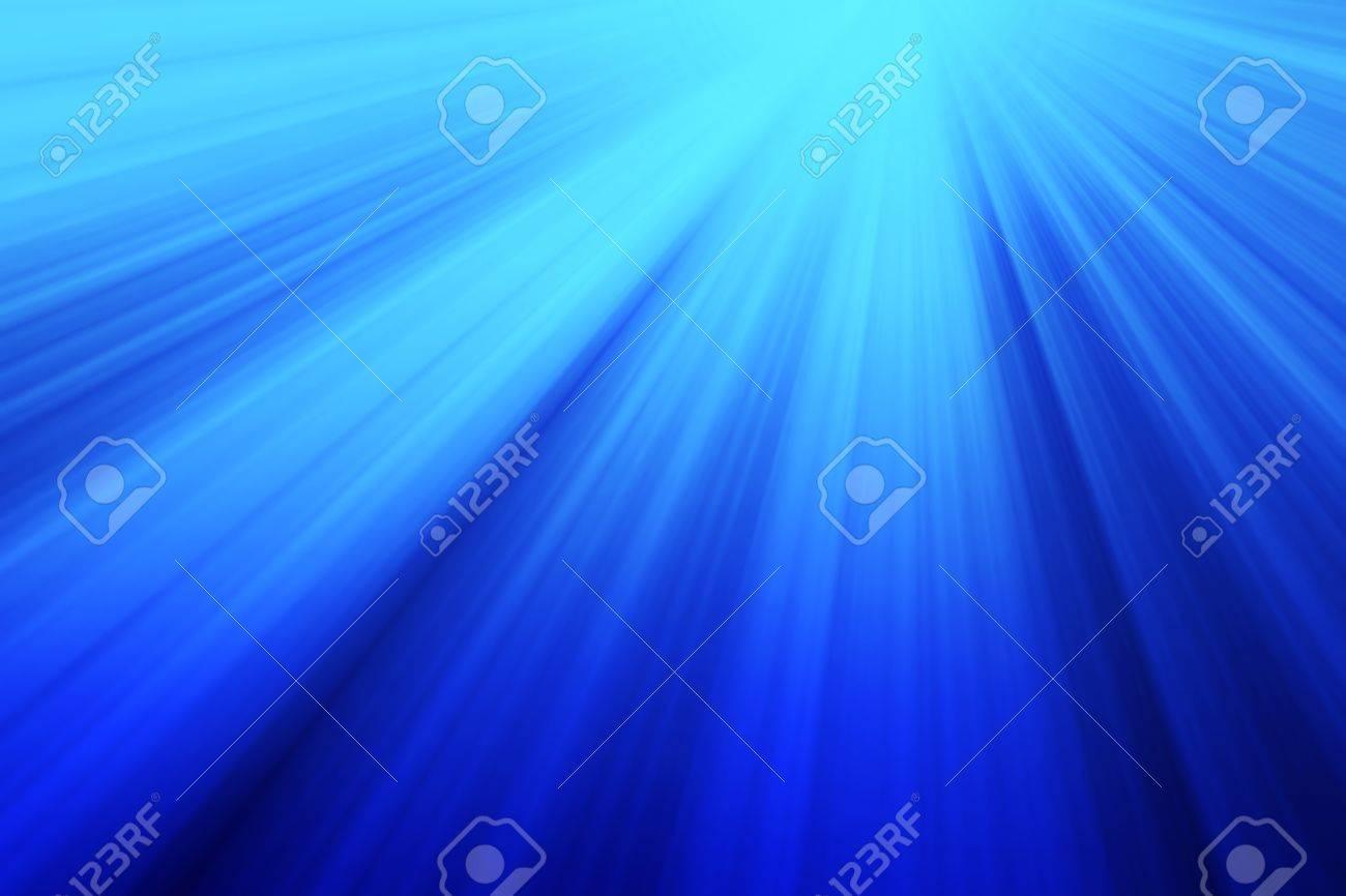 Underwater rays of light Stock Photo - 8924290