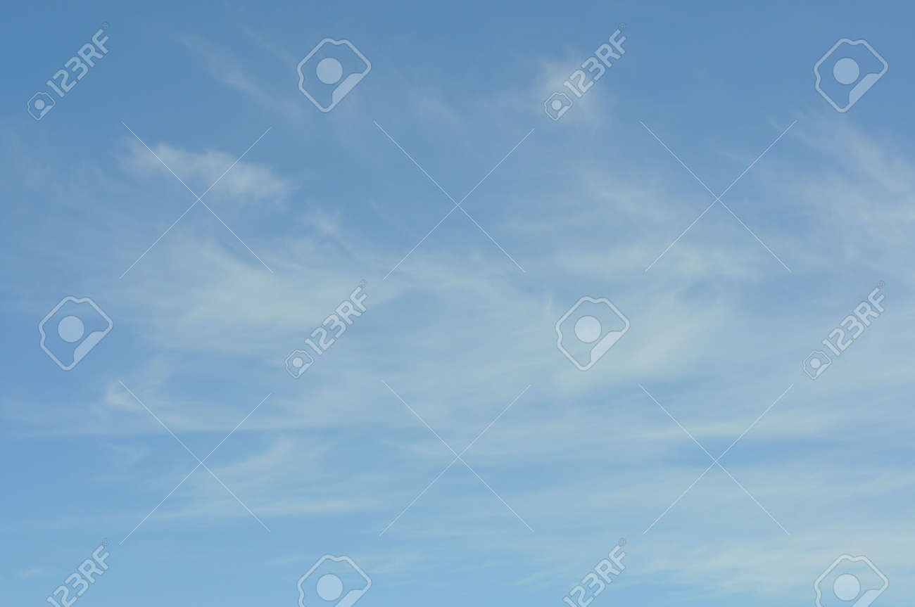 A clear blue happy sky Stock Photo - 7195190