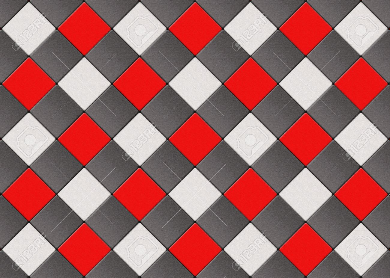 Black red and white checkered floor tiles stock photo picture and black red and white checkered floor tiles stock photo 39771311 dailygadgetfo Gallery