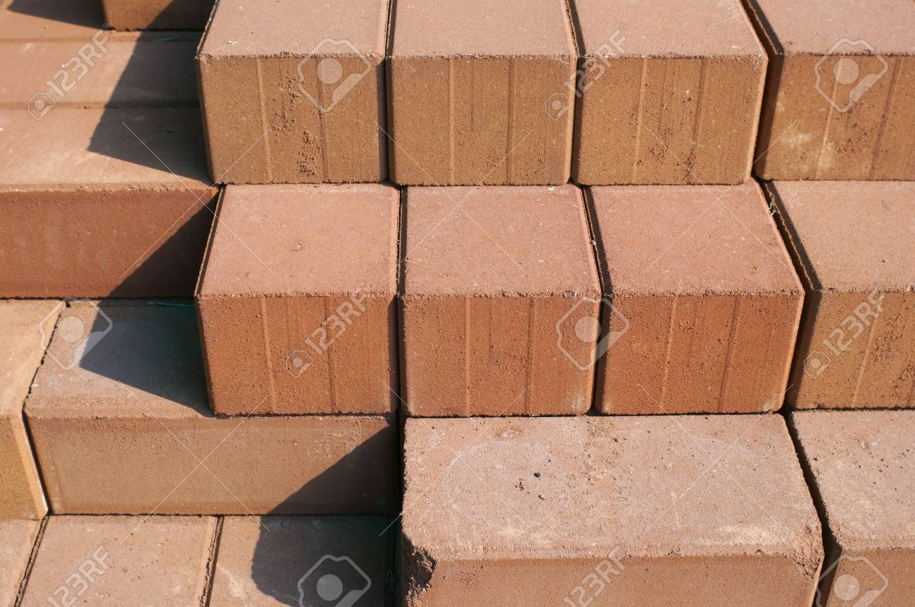 red brick background. Stock Photo - 22511050