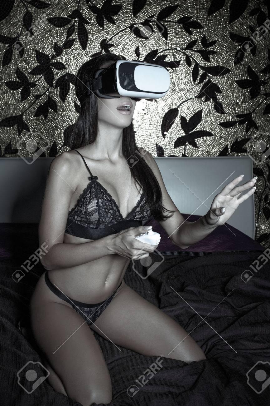 Virtual reality sex for women