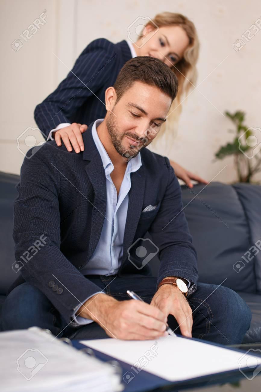 Secretary Fucked Her Boss