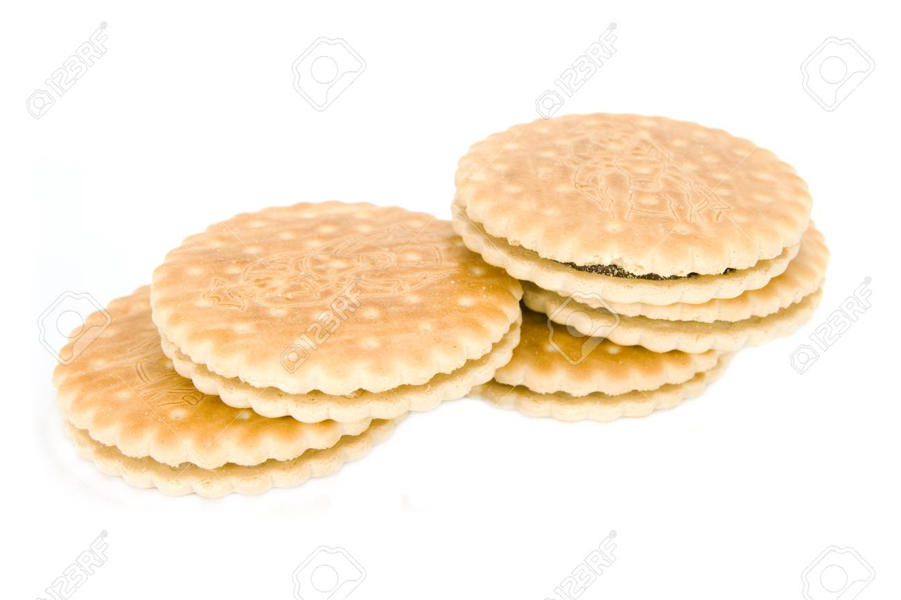 cookies isolated Stock Photo - 4479579