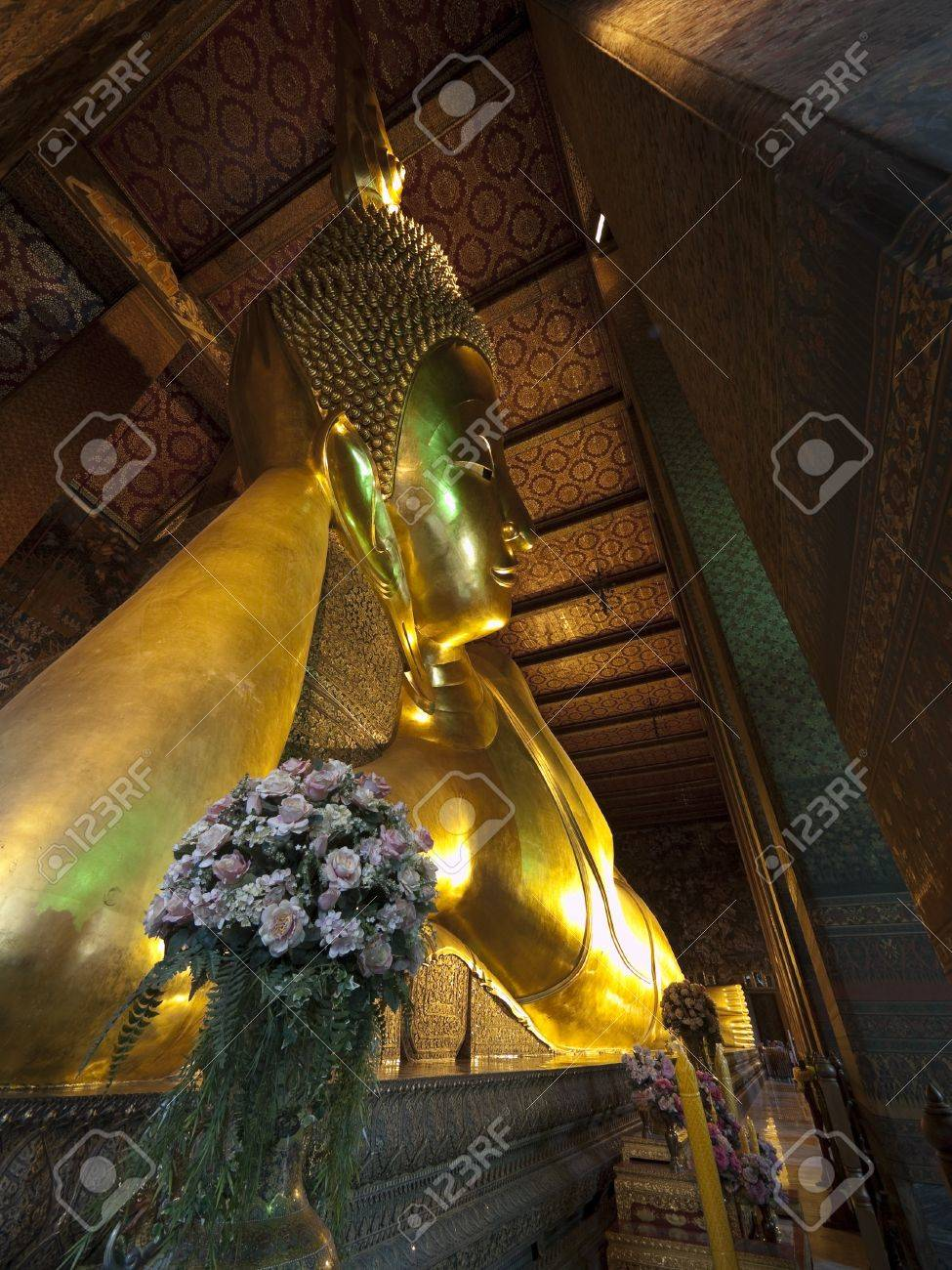 Phra Buddha Deva Patimakorn Stock Photo - 7556044