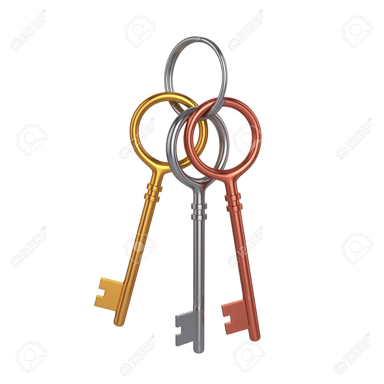 Image result for picture of three keys