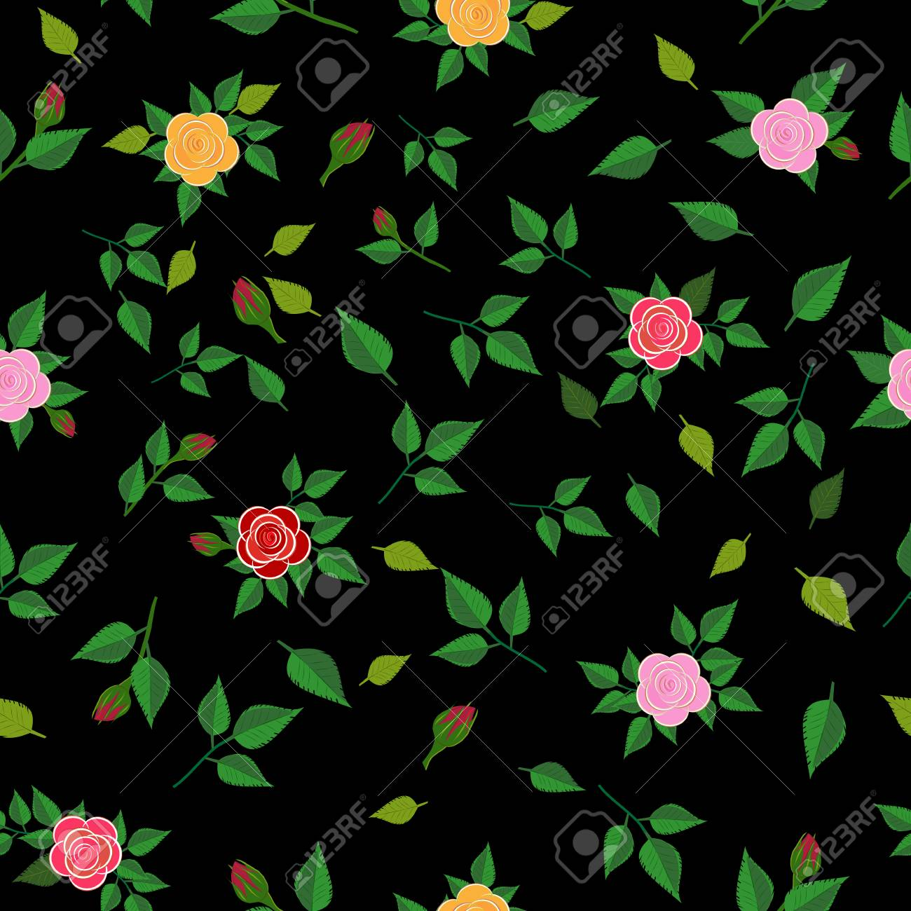 flowery background.html