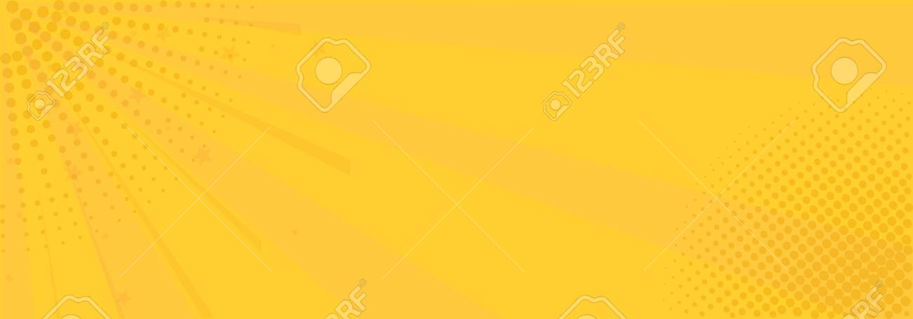 Abstract vintage yellow background. Modern hipster futuristic graphics. For template, banner, or label design. Vector - 150118054