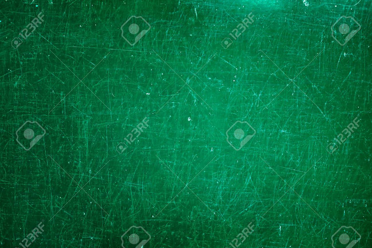 Close up of an empty school chalkboard - 158660494