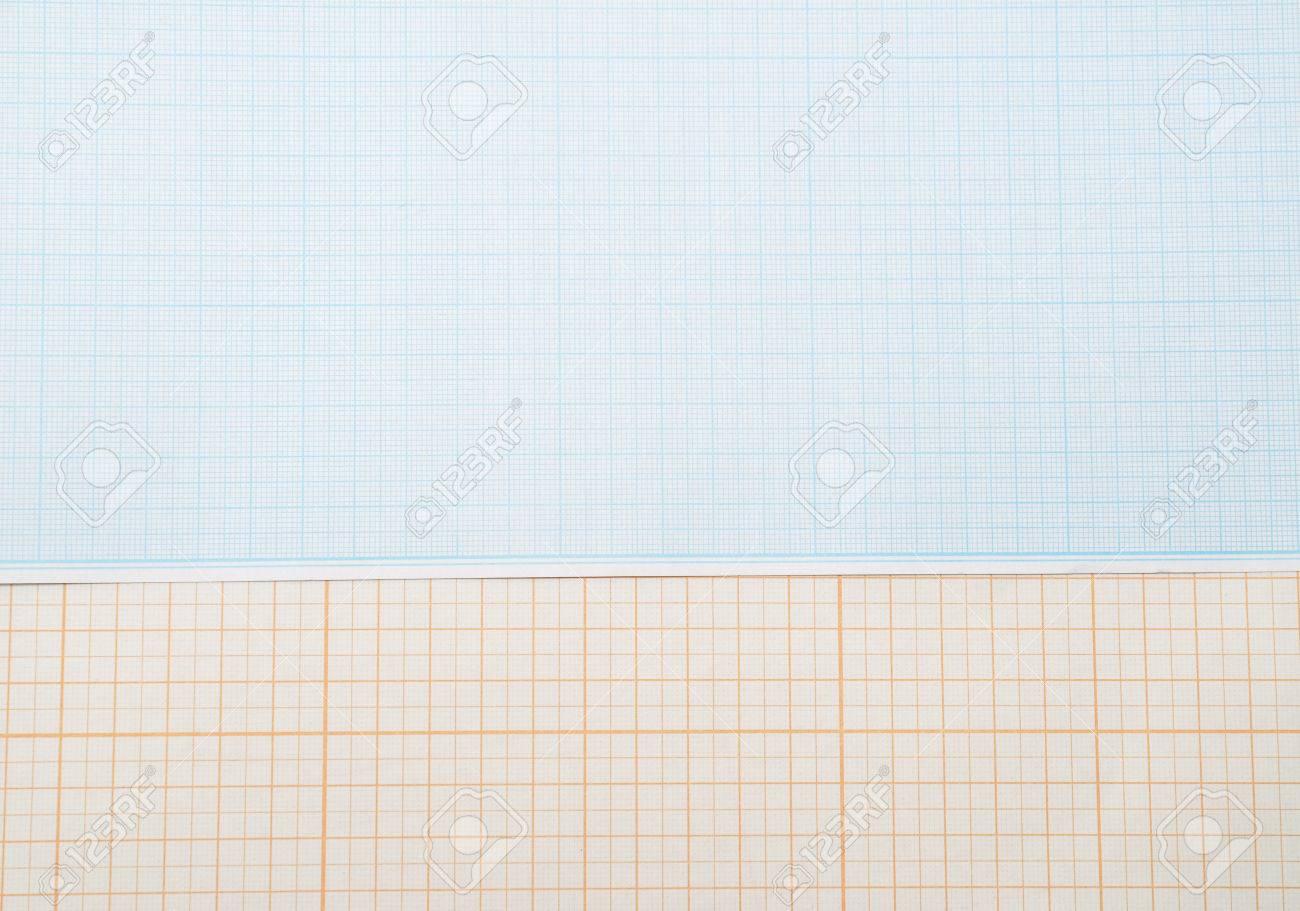 Graph grid paper Stock Photo - 23076107
