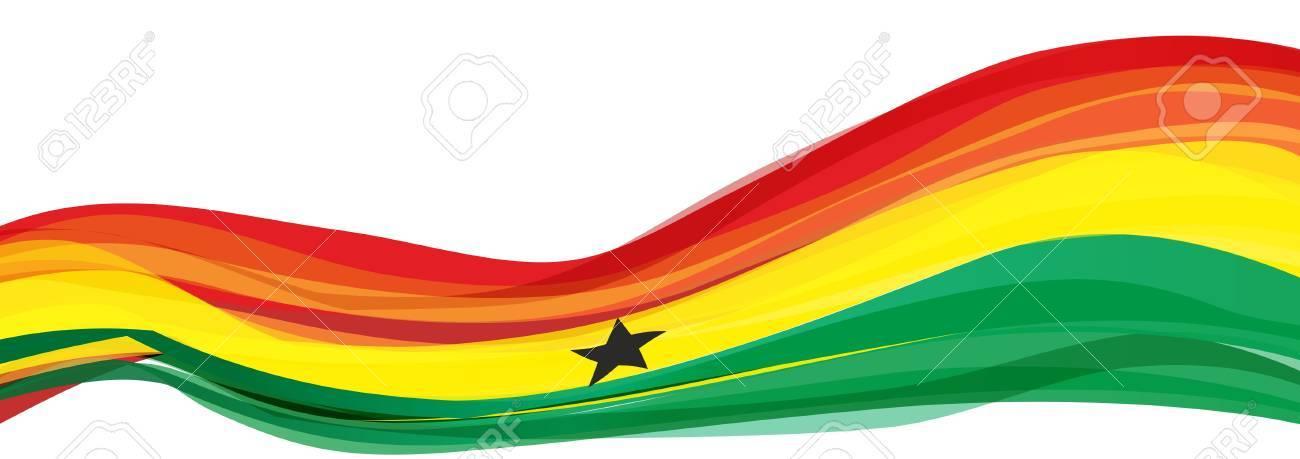 flagge grün weiß rot gelber stern