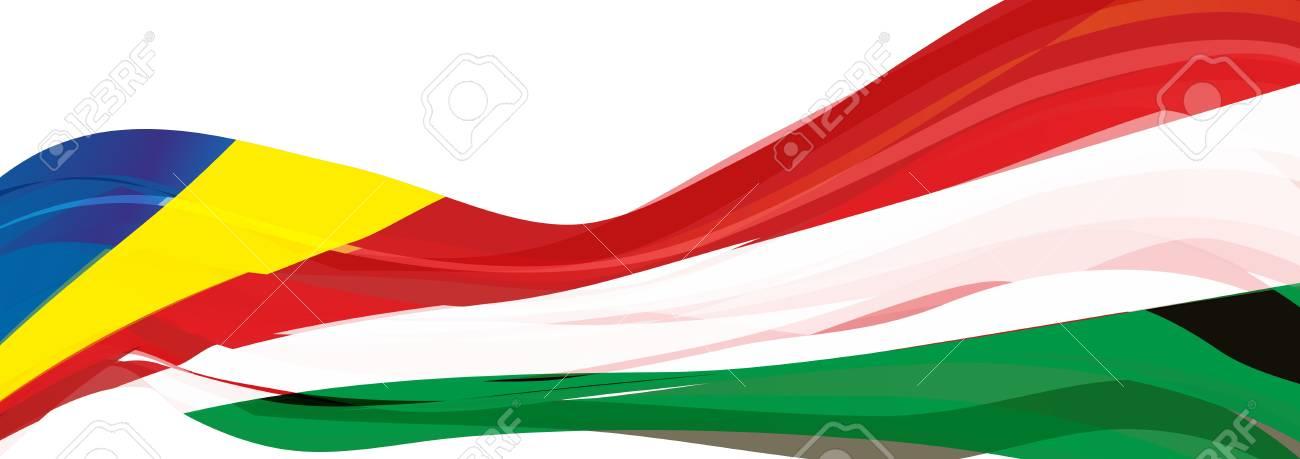 la bandera verde blanca roja